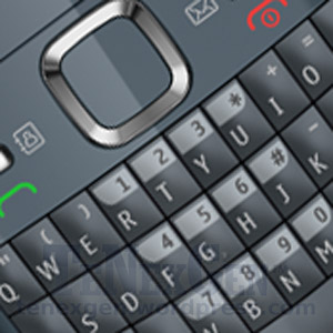 Bagian - bagian Nokia C3-00